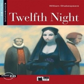 okładka Twelfth Night, Audiobook | EDITRICE CIDEB