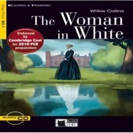 okładka Woman in white, Audiobook | EDITRICE CIDEB