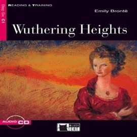 okładka Wuthering Heights Step 6, Audiobook | EDITRICE CIDEB