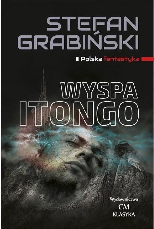 okładka Wyspa Itongo, Książka | Stefan Grabiński
