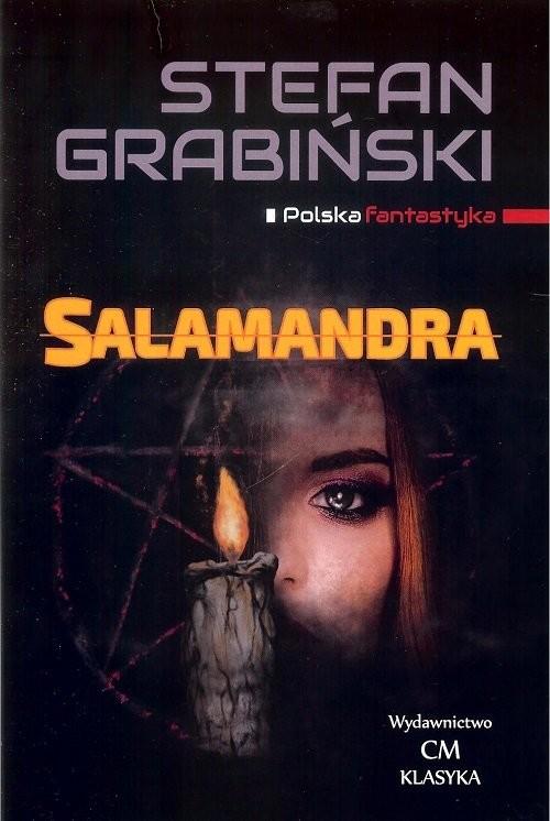 okładka Salamandra, Książka | Stefan Grabiński