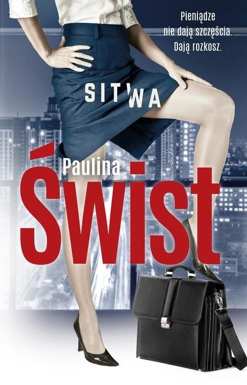 okładka Sitwa, Książka | Świst Paulina