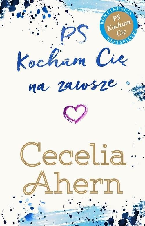 okładka PS Kocham Cię na zawsze, Książka | Ahern Cecelia