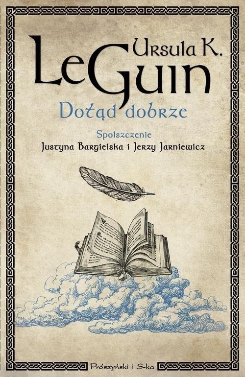 okładka Dotąd dobrze, Książka | Ursula K. Le Guin