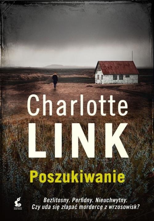 okładka Poszukiwanie, Książka | Link Charlotte