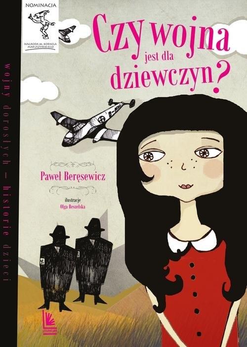 okładka Czy wojna jest dla dziewczyn, Książka | Beręsewicz Paweł