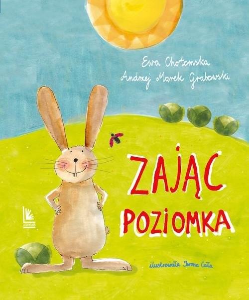 okładka Zając Poziomka, Książka | Ewa Chotomska, Andrzej Grabowski