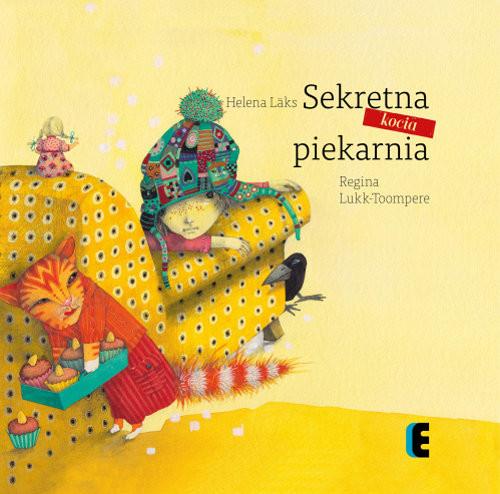 okładka Sekretna kocia piekarnia, Książka | Läks Helena