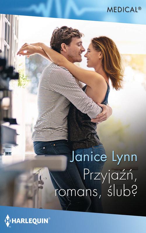 okładka Przyjaźń romans ślub, Książka | Lynn Janice