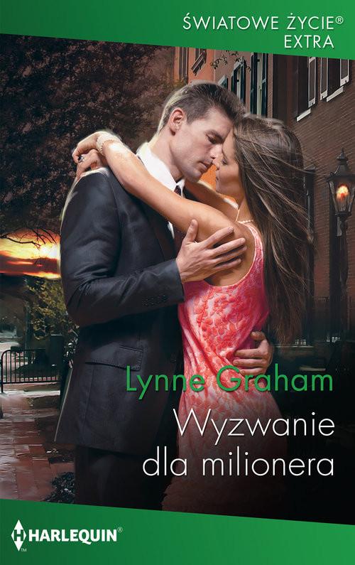 okładka Wyzwanie dla milioneraksiążka      Lynne Graham