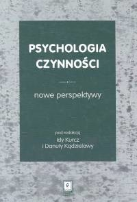 okładka Psychologia czynności Nowe perspektywy, Książka |
