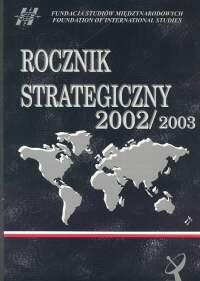 okładka Rocznik strategiczny 2002/2003, Książka |