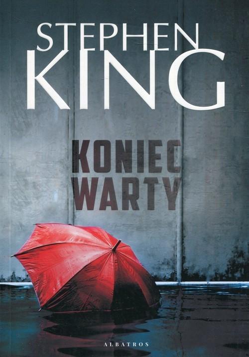 okładka Koniec warty, Książka | Stephen King