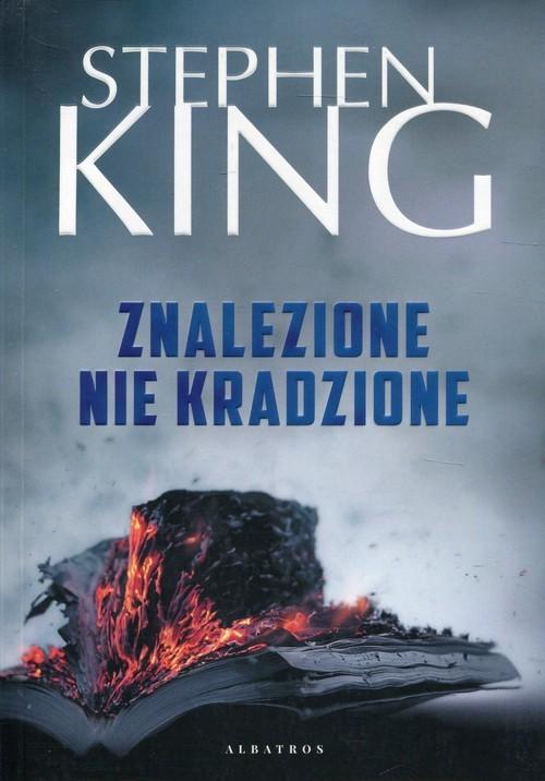 okładka Znalezione nie kradzione, Książka | Stephen King