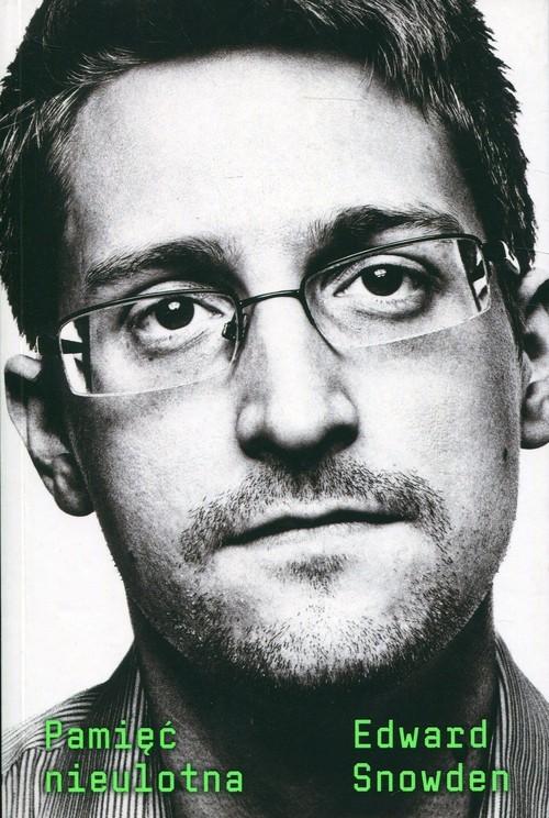 okładka Pamięć nieulotna, Książka | Snowden Edward