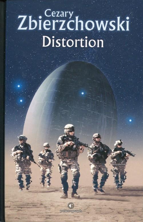 okładka Distortion, Książka | Zbierzchowski Cezary