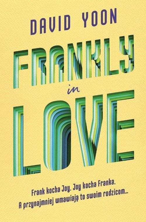 okładka Frankly in Love, Książka | Yoon David