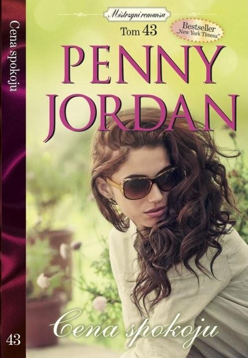 okładka Cena spokoju, Książka | Jordan Penny