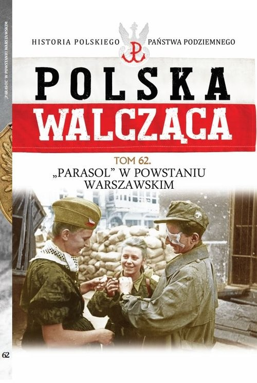 okładka Polska Walcząca Tom 62książka     