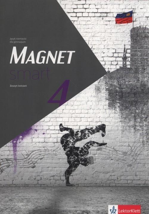 okładka Magnet Smart 4 Zeszyt Ćwiczeń Gimnazjum, Książka | Motta Giorgio