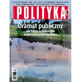 okładka AudioPolityka Nr 30 z 24 lipca 2019, Audiobook | Polityka