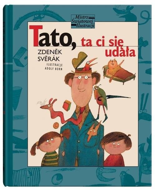 okładka Tato ta ci się udała, Książka | Sverak Zdenek