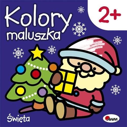 okładka Kolory maluszka Święta, Książka | Kozera Piotr