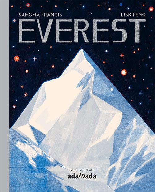 okładka Everest, Książka | Francis Sangma
