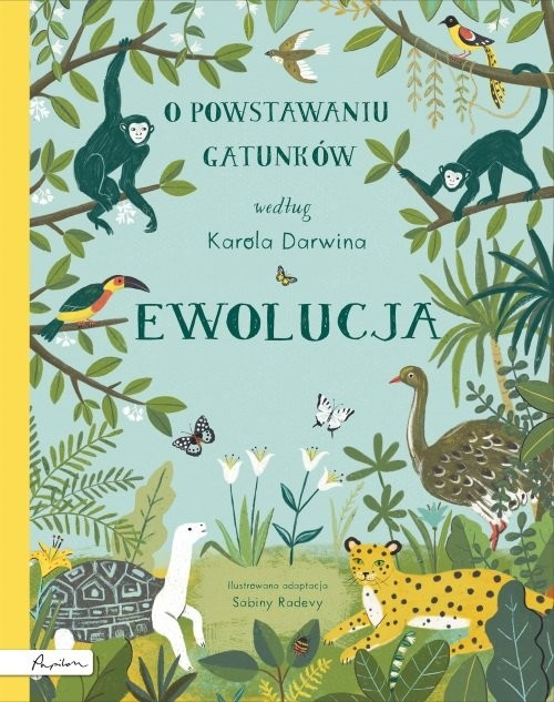 okładka Ewolucjaksiążka      Radeva Sabina
