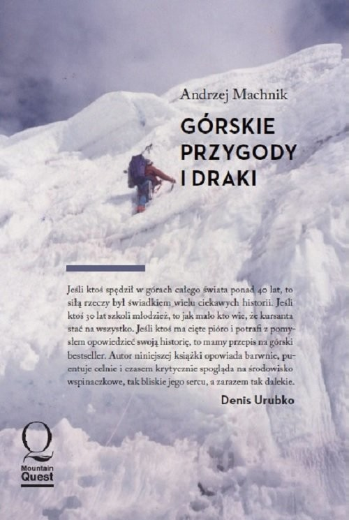 okładka Górskie przygody i draki, Książka | Machnik Andrzej