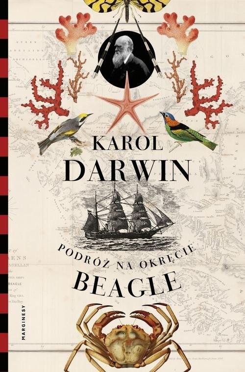 okładka Podróż na okręcie, Książka | Darwin Karol