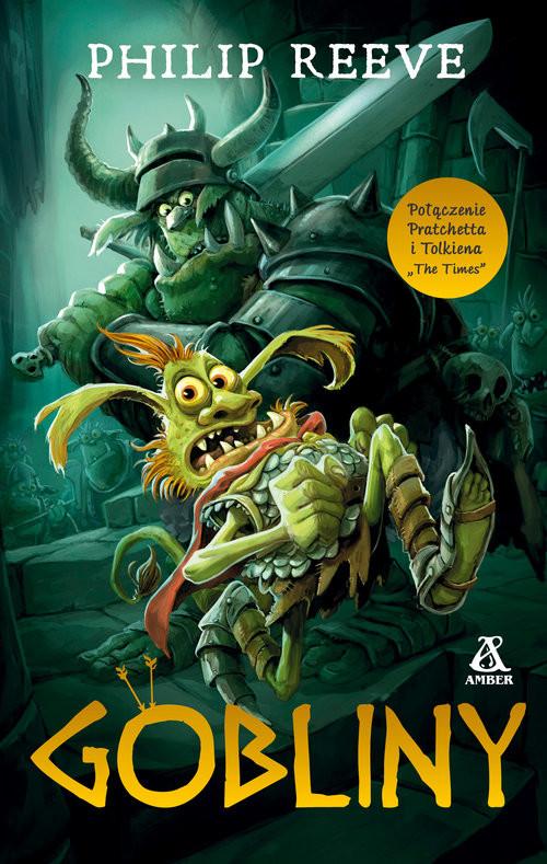 okładka Gobliny, Książka | Reeve Philip