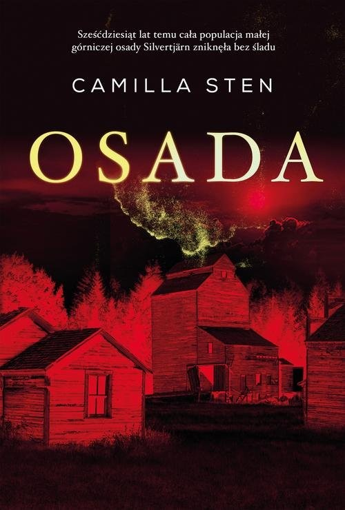 okładka Osada, Książka | Sten Camilla