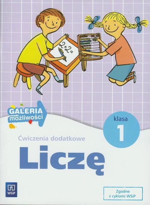 okładka Liczę 1 Ćwiczenia dodatkowe Edukacja wczesnoszkolna, Książka   Jolanta Brzózka, Anna Jasiocha