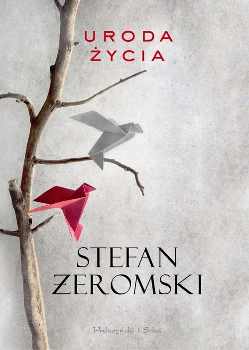 okładka Uroda życia, Książka | Stefan Żeromski