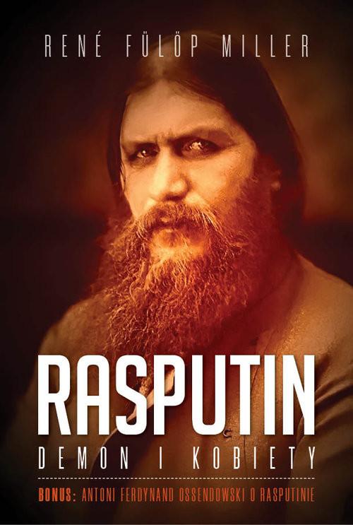 okładka Rasputin Demon i kobiety, Książka | Miller Rene Fulop