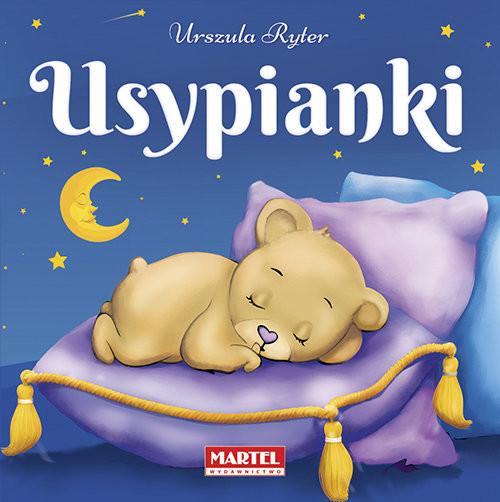 okładka Usypianki, Książka | Ryter Urszula