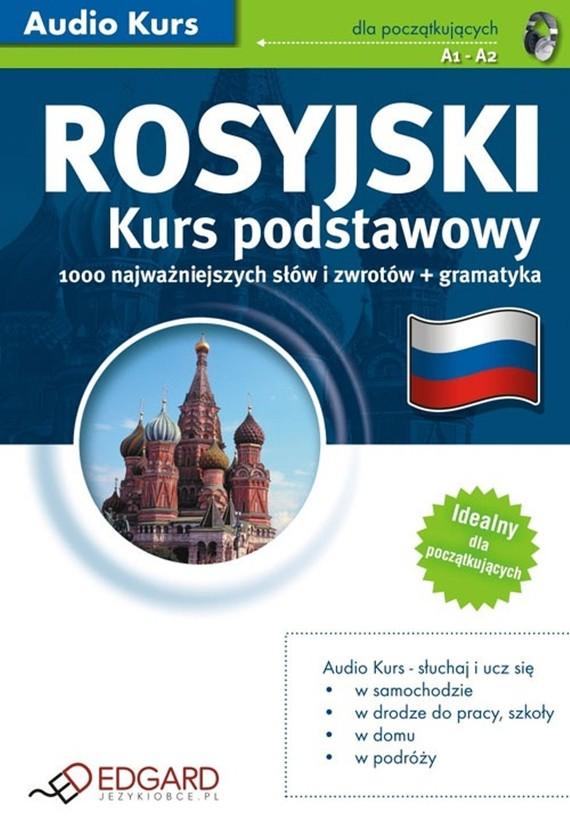 okładka Rosyjski Kurs Podstawowyaudiobook | MP3 | autor zbiorowy