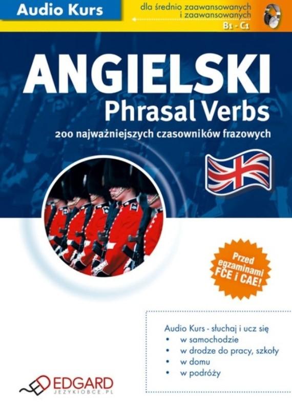 okładka Angielski Phrasal Verbs, Audiobook   autor zbiorowy