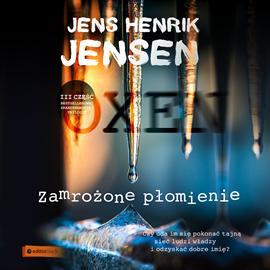 okładka Zamrożone płomienie, Audiobook | Henrik Jensen Jens