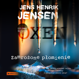 okładka Zamrożone płomienieaudiobook | MP3 | Henrik Jensen Jens
