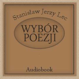 okładka Wybór poezji, Audiobook   Jerzy Lec Stanisław