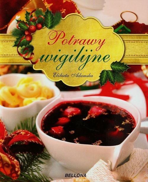 okładka Potrawy wigilijne, Książka | Adamska Elżbieta