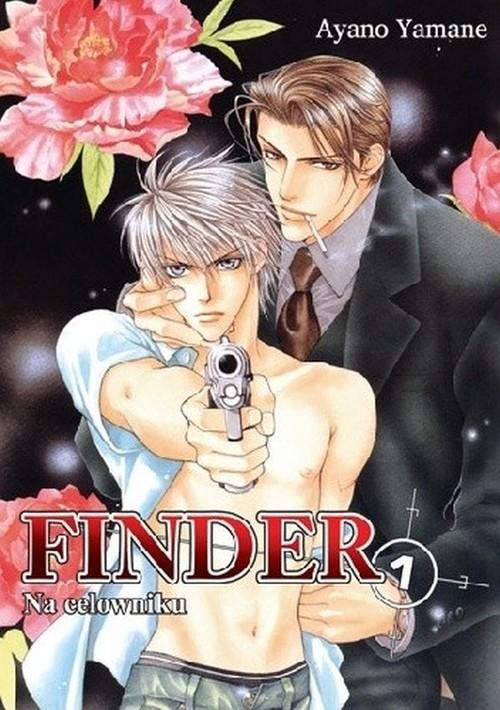 okładka Finder #01 Na celowniku, Książka | Yamane Ayano