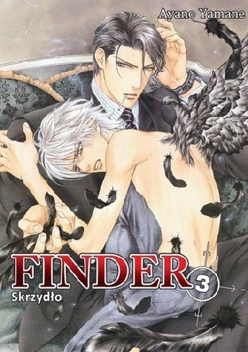 okładka Finder #03 Skrzydłoksiążka |  | Yamane Ayano