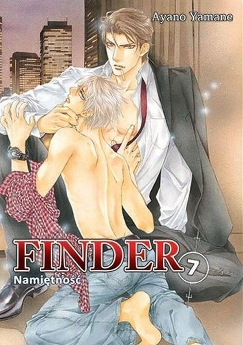 okładka Finder #07 Namiętność, Książka | Yamane Ayano
