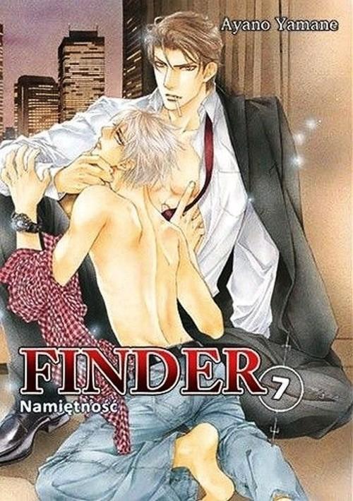 okładka Finder #08 Przysięga, Książka | Yamane Ayano