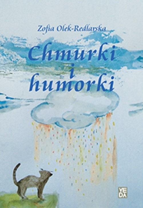 okładka Chmurki i humorki, Książka | Redlarska-Olek Zofia