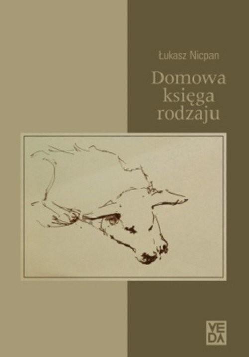 okładka Domowa księga rodzajuksiążka |  | Nicpan Łukasz