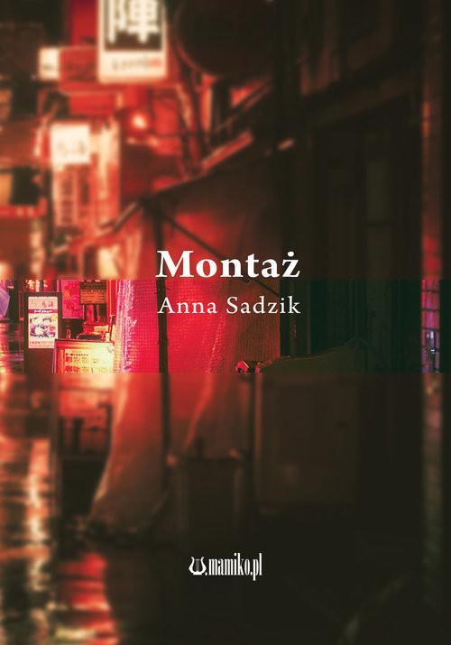okładka Montażksiążka |  | Sadzik Anna